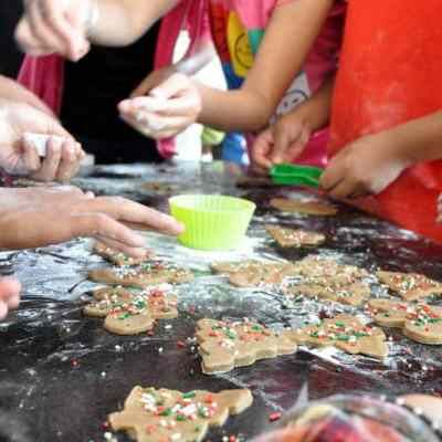 5 ways to involve kids in the kitchen this Xmas