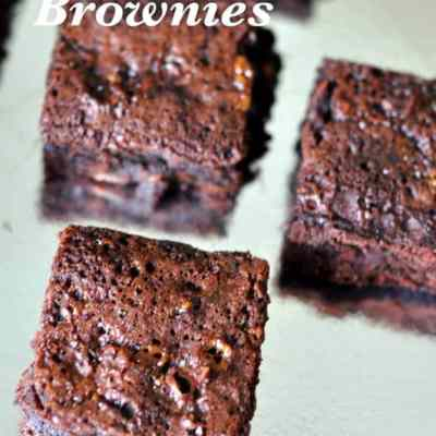Bacon Brownies : Heaven On A Plate!
