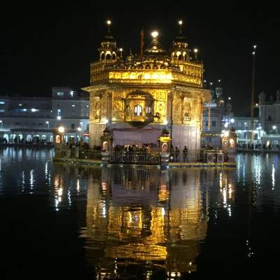 To The City of Golden Temple & Mindblowing Food