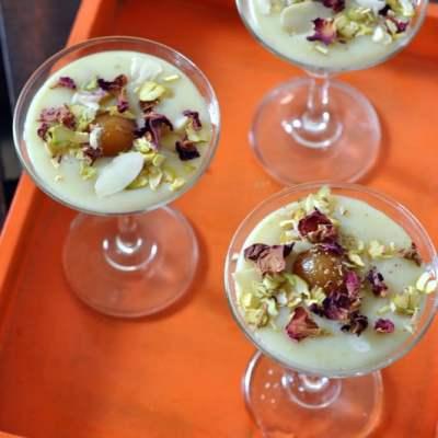 Thandai Mousse : Holi Special Recipe