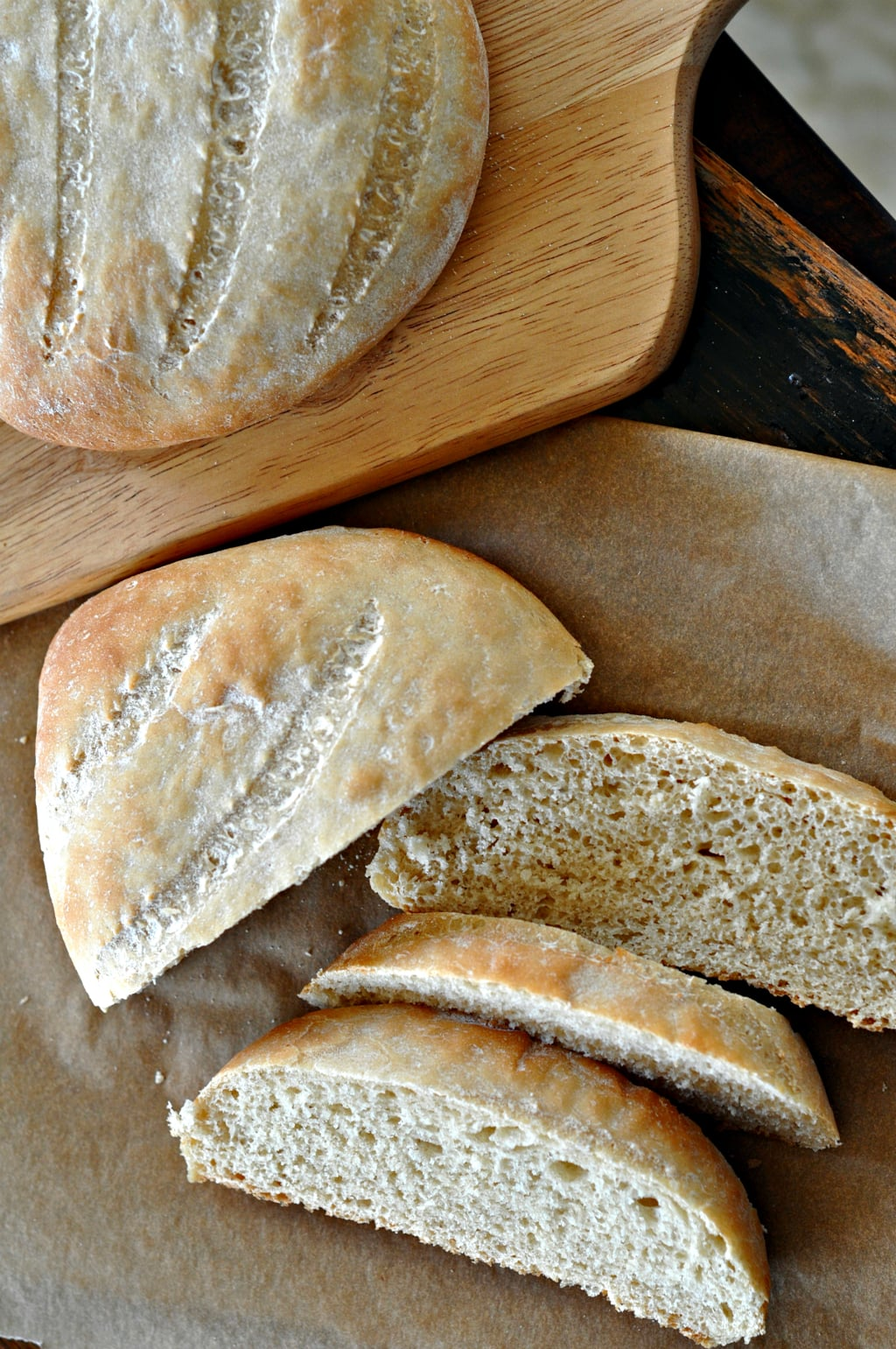 Irish Soda Whole Wheat Bread