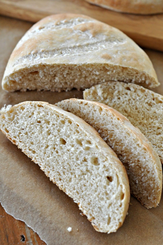Irish Soda Whole Wheat Bread