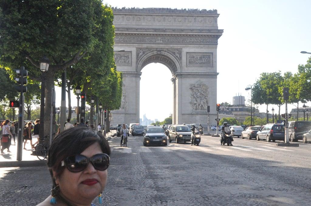 The Champs Elysses