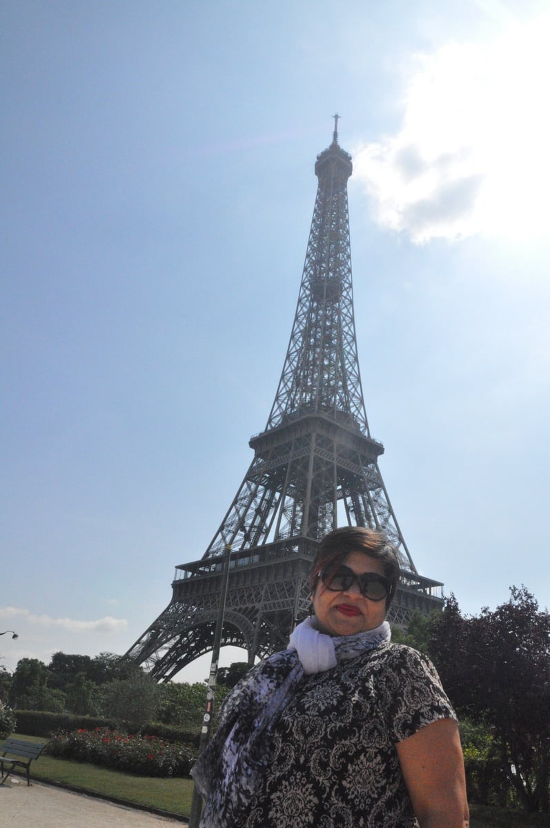 The Eiffel Tower - 2