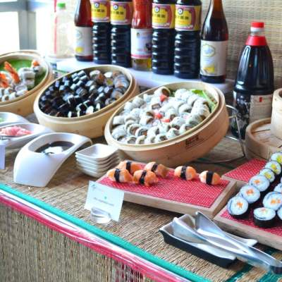 Sunday Brunch at Mövenpick Spa & Hotel