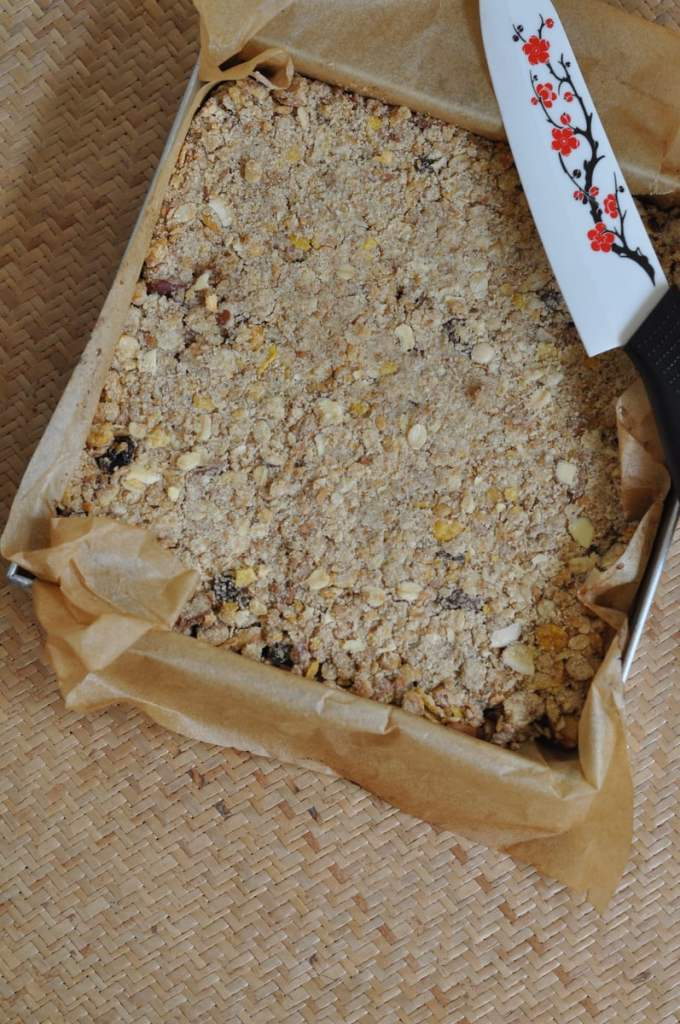 breakfast bars recipe