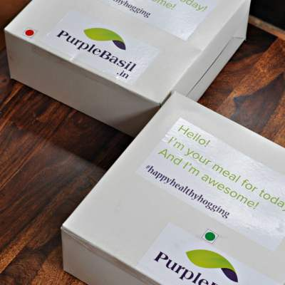 PurpleBasil : Your Answer to Home Delivery Woes