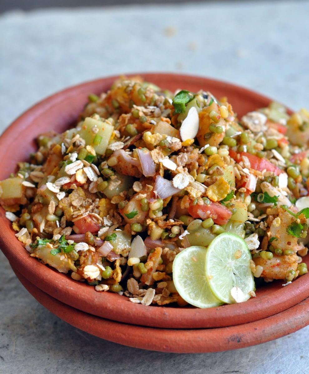 Sprouts Muesli Chaat 1