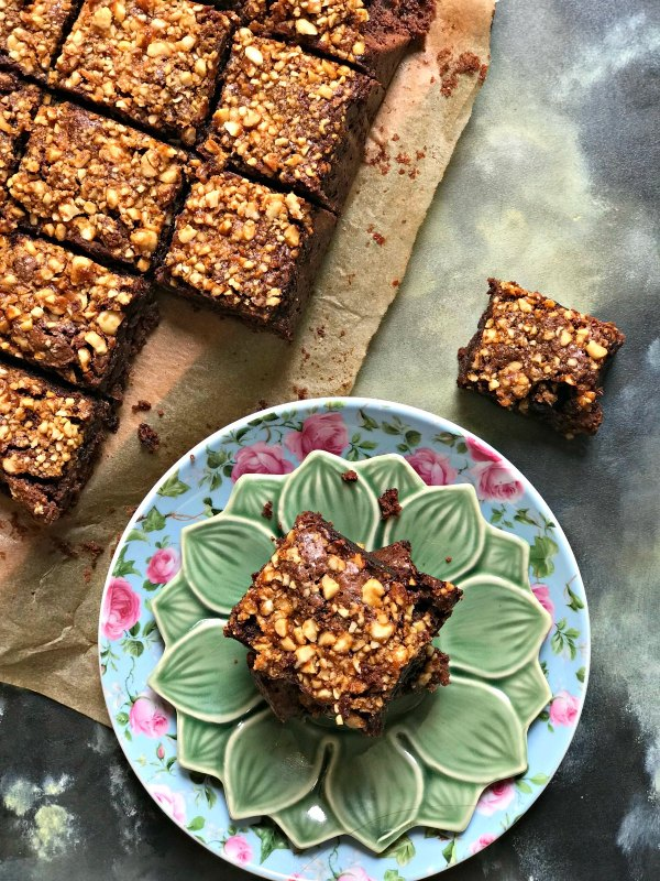 chikki brownie recipe