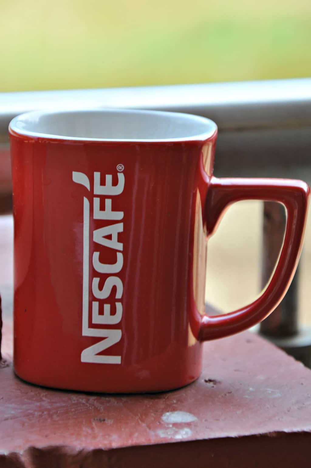 nescafe coffee demo