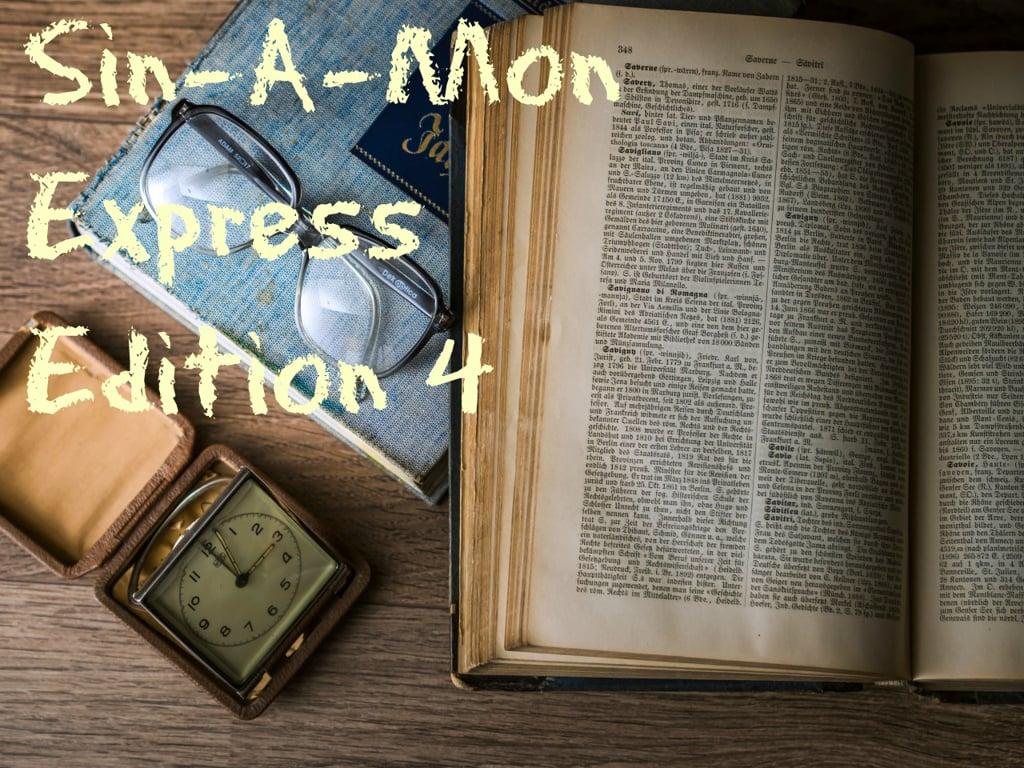 Sin-A-Mon Express