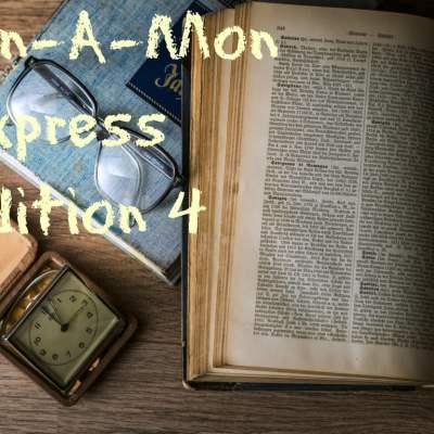 Sin-A-Mon Express, Edition 4