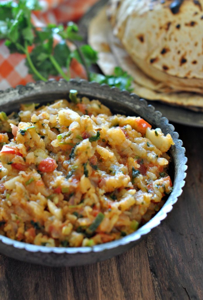 Spiced Turnip Mash
