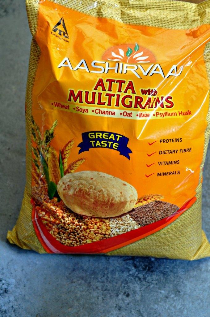 ashirwaad multigrain atta