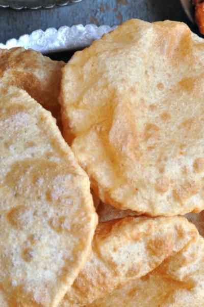 Bedmi Poori | How to make Bedmi Poori