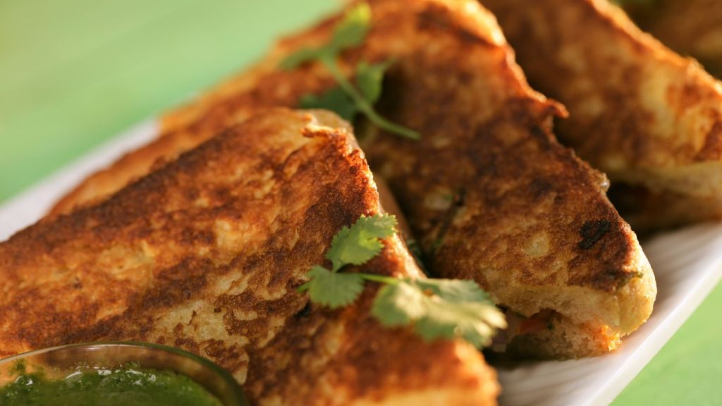 Masala French Toast