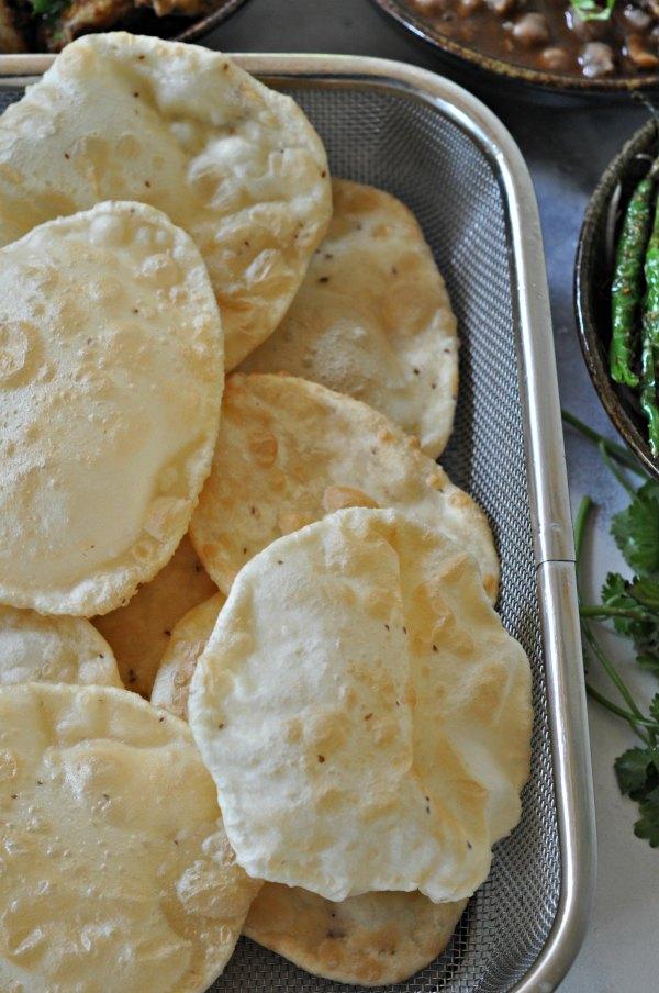 best bhatura recipe