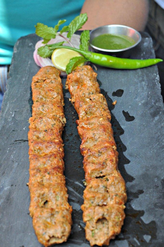 Iranian Seekh Kabab