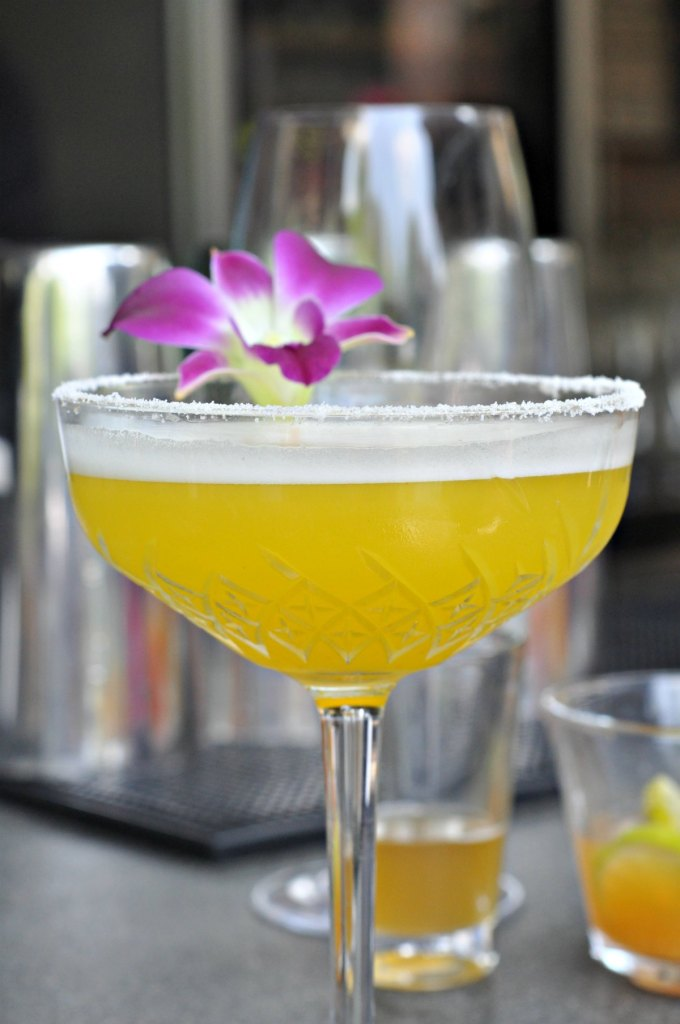 Kashmiri Kehwa Cocktail