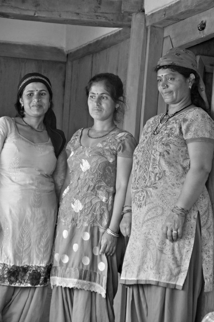 Garhwali Ladies
