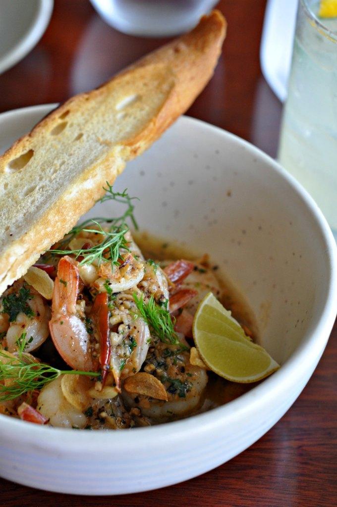 Tapas Style Shrimp