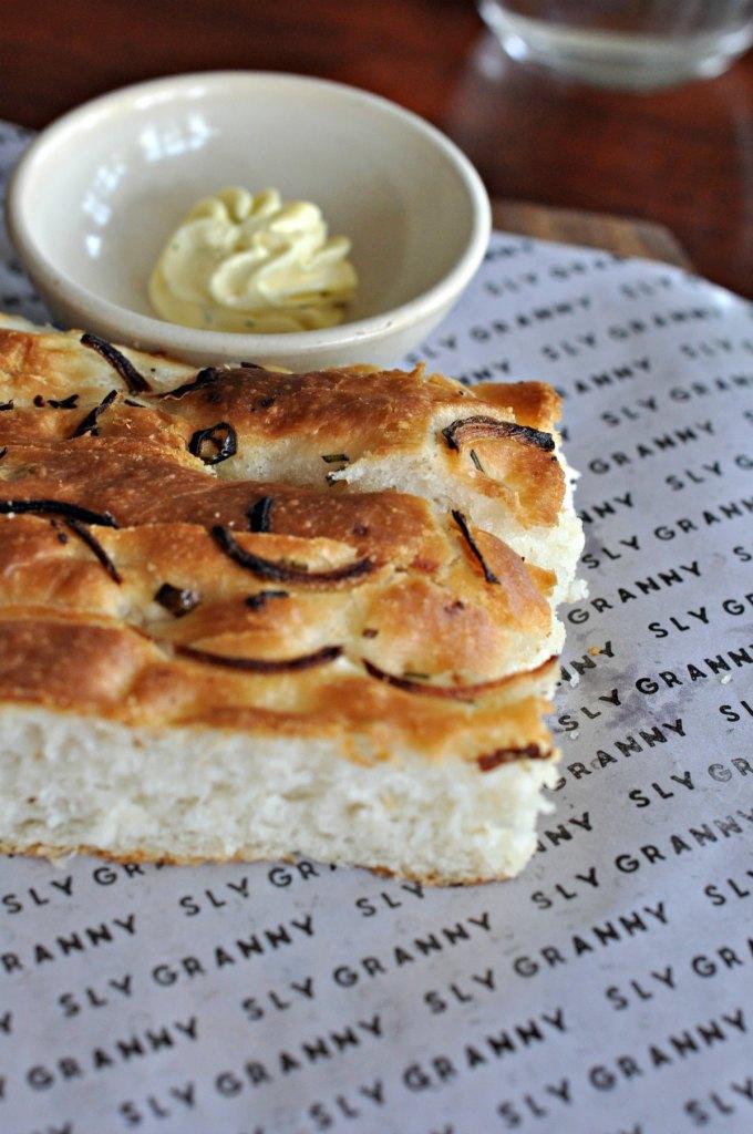 Inhouse breads