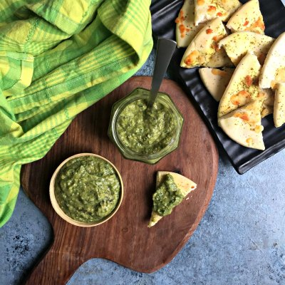The best ever Avocado Pesto Recipe