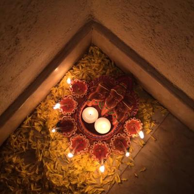 Of Eating Through Grief & Diwali Memories
