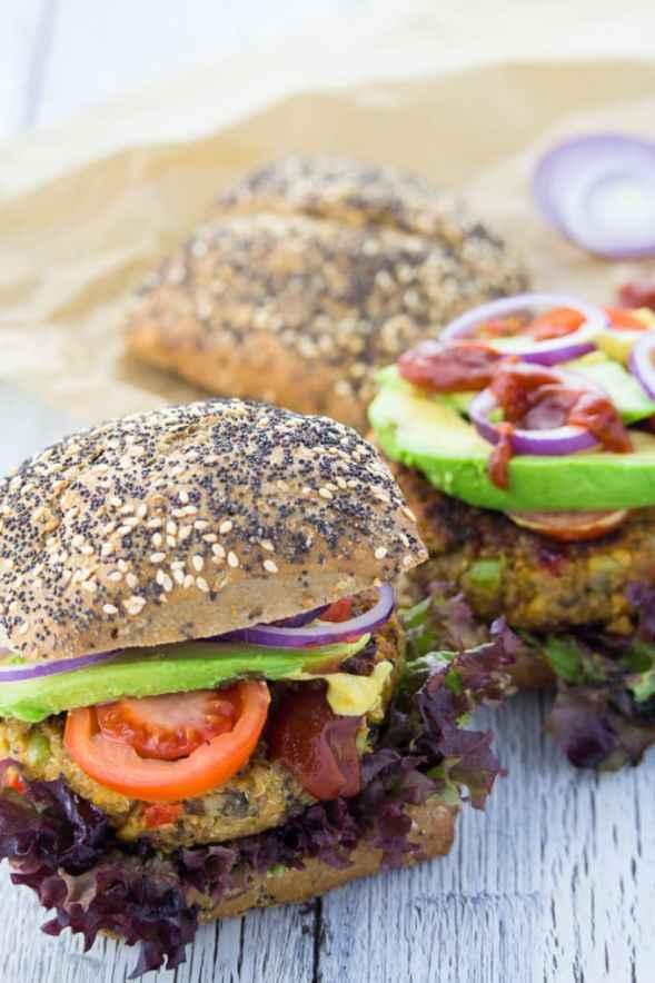 Chickpea-Quinoa-Power-Burger-8