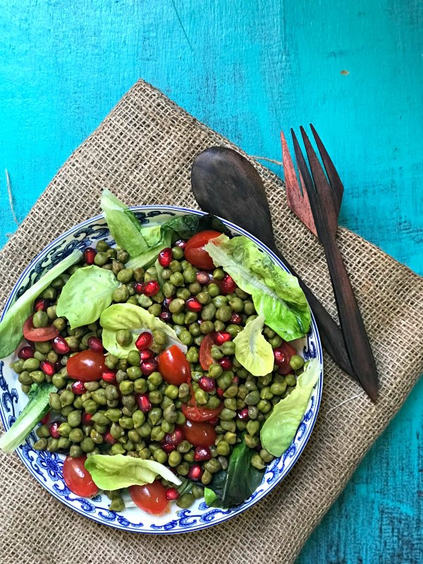 Green Gram Salad Recipe