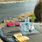 Riverside Lunch