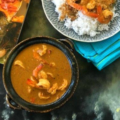 Easy Goan Prawn Curry – The star of Prawn Curries