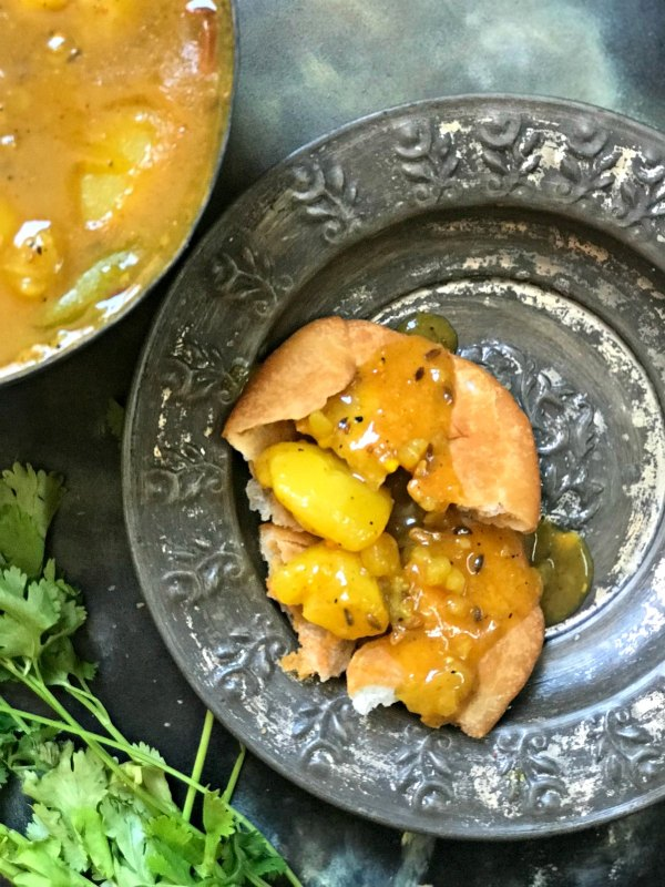 Mathura Aloo Recipe