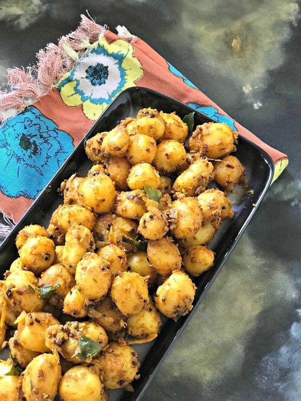 Potato Roast Recipe
