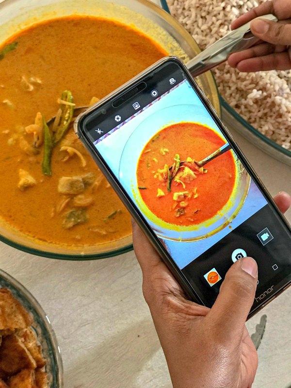 Goan Fish Curry Maggi