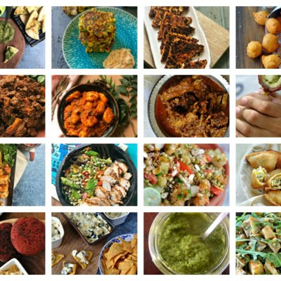 16 Party Snacks for your Diwali Party