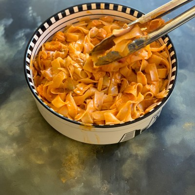 Curry Noodles: Quick Weeknight Dinner