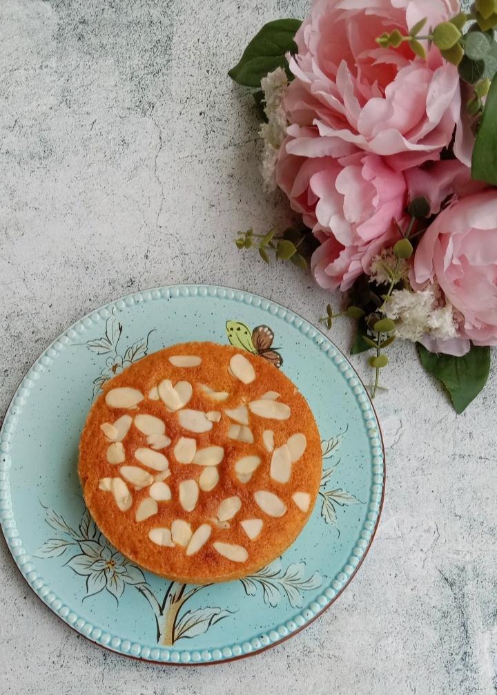 Mini Orange Almond Cake