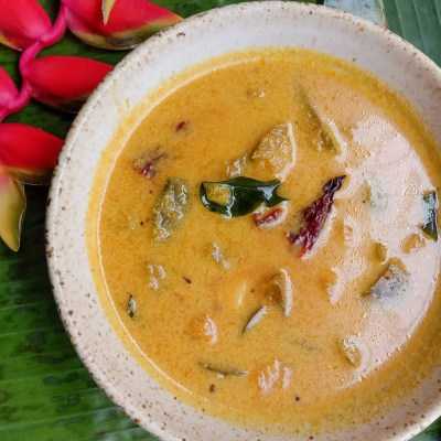 Coorgi Pumpkin Curry – Simple Coconut based Pumpkin Curry