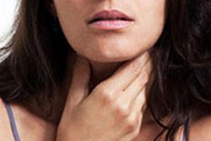 喉嚨異物感與慢性咽喉炎