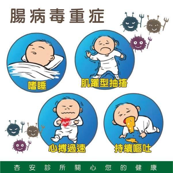 腸病毒症狀及預防方法 吳忠展醫師為您解說