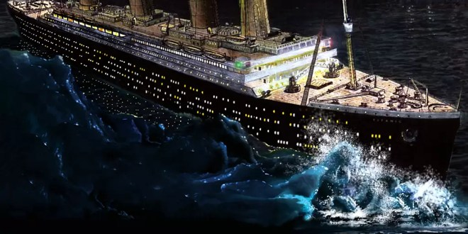 Millonario australiano construirá una réplica del Titanic