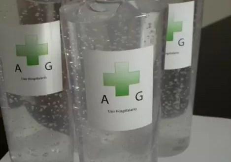 ADOLESCENTES USAN ALCOHOL EN GEL PARA DROGARSE