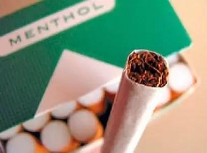 Los cigarrillos mentolados provocan ACV?