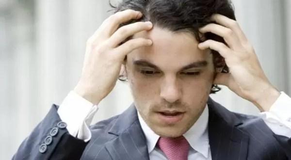 Los trabajos que mas provocan depresión