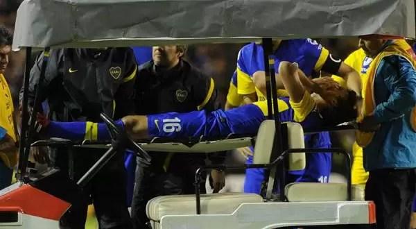 La dolorosa lesión de Pablo Ledesma