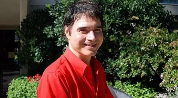"""Claudio María Domínguez habló sobre el escrache en la Feria del libro: """"Soy el antisectas número uno"""""""