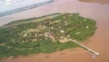 La isla Martín García: Un nuevo conflicto entre Argentina y Uruguay??
