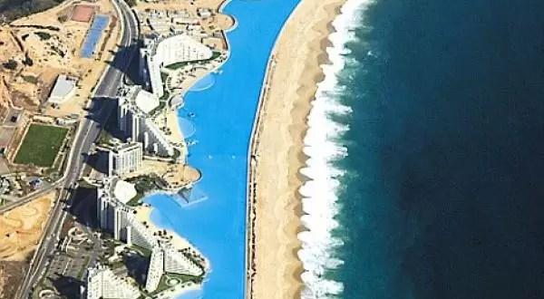 Fotos: El país con la pileta mas grande del mundo