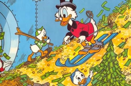 A cuanto asciende la fortuna de rico McPato?